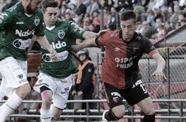 Colón vs Sarmiento. Campeonato 2015