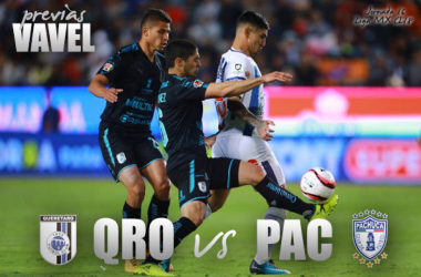 Previa Querétaro vs Pachuca: Por un buen cierre