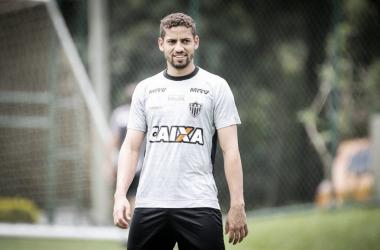 Gabriel acredita em bom momento do Atlético-MG e exalta trabalho de Thiago Larghi