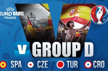 Croácia e Espanha são as equipas do grupo que passam à próxima fase