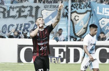 El delantero uruguayo es el goleador del equipo | Foto: La Nación