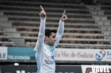 Fotos e imágenes del SD Compostela 4-1 Atlético Astorga FC de la jornada 37, Segunda División B Grupo I
