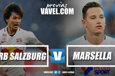 Previa RB Salzburgo-Marsella: el premio está cerca