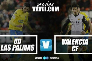 Previa UD Las Palmas - Valencia CF: lucha en el caos