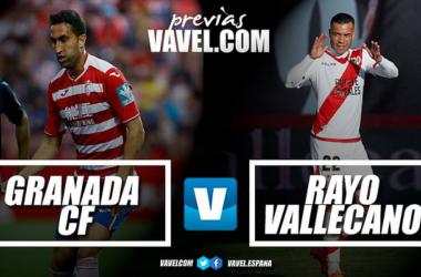 Previa Granada CF - Rayo Vallecano: la última bala