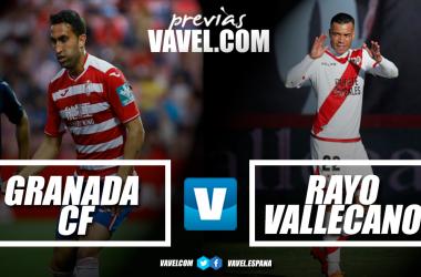 Previa Granada-Rayo Vallecano | Fotografía: VAVEL.com