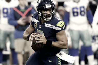 Russell Wilson contra Dallas Cowboys | Foto NFL