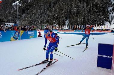 PyeongChang 2018 - Biathlon, staffetta maschile: la Svezia batte la Norvegia per l'oro; Italia 12° | Foto Michele Galoppini