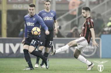 """Lazio, contro il Milan l'imperativo è """"non fallire"""""""