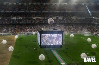 La renovación del césped del Santiago Bernabéu ya es un hecho