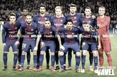 FC Barcelona - Sporting de Portugal: Puntuaciones del FC Barcelona, jornada 6 de Champions League