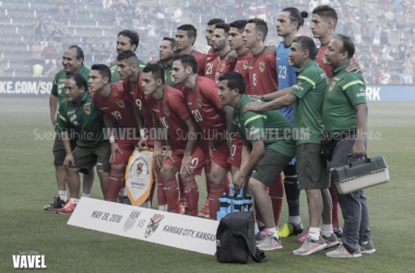 Bolivia lost, 4-0, to the USMNT in a pre-Copa tune-up friendly. | Photo: Sven White/VAVEL USA