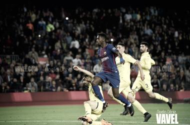 """Dembélé: """"Griezmann es un gran delantero, si viniese al Barça sería extraordinario"""""""