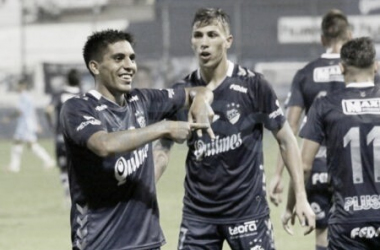 Héctor Jonás Acevedo temporada 2021/2022 3 goles. Última victoria de Quilmes por 2 a 0 frente a Temperley