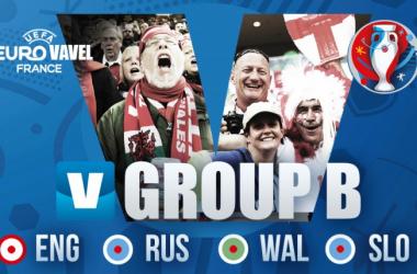 País de Gales, Inglaterra e Eslováquia continuam na competição