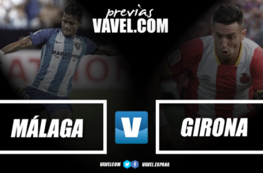 Previa Málaga CF - Girona FC   Foto: Didac Roig