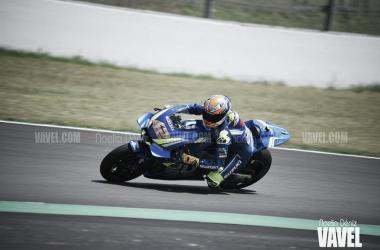 Álex Rins, segundo en el GP de los Países Bajos | Foto: Noelia Déniz - VAVEL