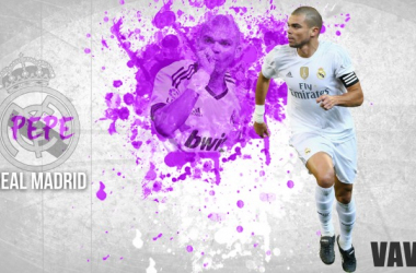 Real Madrid 2016/17: Pepe