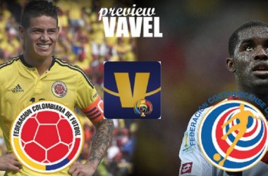Copa America Centenario: Colombia looks to finish strong against an impotent Costa Rica