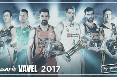 Valencia, Real Madrid, Iberostar Tenerife y Unicaja han levantado algún título este año | Foto: Álvaro García (VAVEL.com)