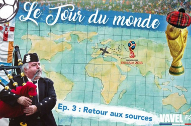Le Tour du Monde : Episode 3