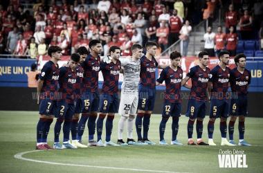 El Barça B se hace pequeño en Alicante