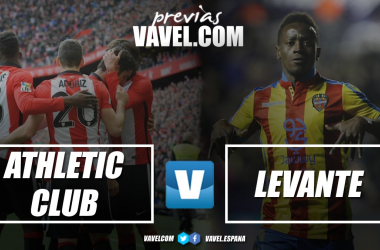 Previa Athletic Club vs Levante UD: San Mamés, un hueso duro donde puntuar
