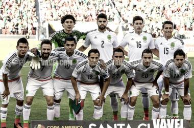La selección en la copa america | Foto: Especial
