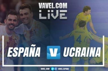 Resumen del España 1-0 Ucrania en UEFA Futsal Euro 2018