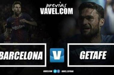 Barcellona - Getafe, Valverde per ri-allungare