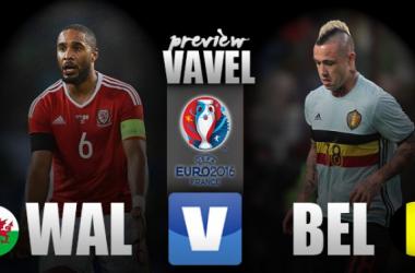 Por vaga nas semifinais, Bélgica enfrenta surpresa País de Gales em Lille