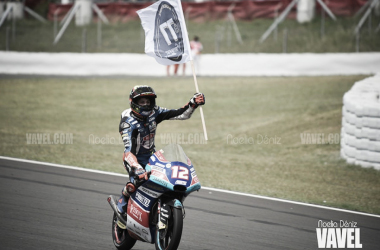 Marco Bezzecchi, la revelación de Moto3 | Foto: Noelia Déniz - VAVEL