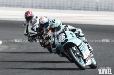 Moto3 en un circuito | Foto: Rocío Hellín - VAVEL