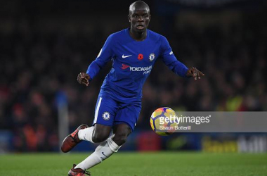 Frank Lampard confirms N'Golo Kante out injured for next two games