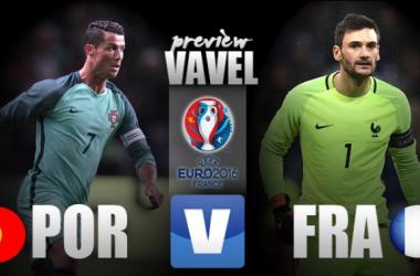 Resultado Portugal x França na Final do Euro (1-0)