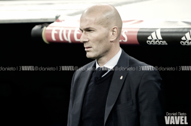 "Zidane: ""Estamos convencidos de que vamos a cambiar esta situación"""