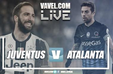 Juventus vs Atalanta en vivo y en directo online en Serie A 2018