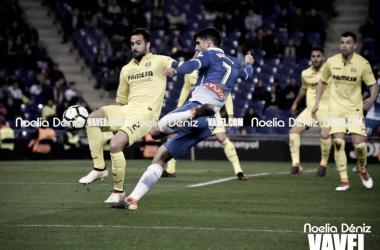 El Villarreal no logra la victoria ante el Espanyol / Foto: Noelia Déniz (VAVEL)
