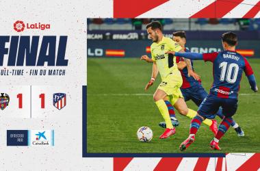Foto del Club Atlético de Madrid en Twitter (@Atleti)