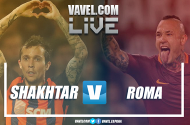 Terminata Shakhtar - Roma, LIVE Champions League 2017/18 (2-1): Rimonta ucraina, ma la Lupa è viva