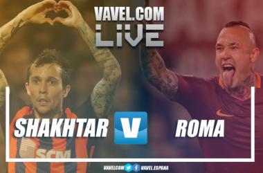 Resumen Shakhtar Donetsk 2-1 AS Roma en Champions League 2018
