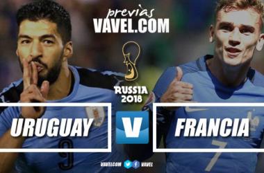 Russia 2018 - Uruguay e Francia si contendono un posto in semifinale