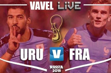Resumen Uruguay vs Francia en el Mundial 2018 (0-2)