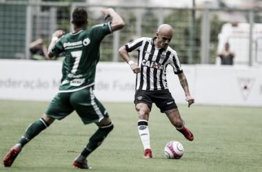 Após derrota no Independência, Fábio Santos pede paciência e vê Atlético-MG 'sem convicção'