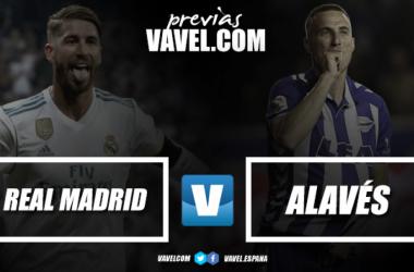 Liga, Real Madrid contro l'Alavès per vincere e gestire le forze