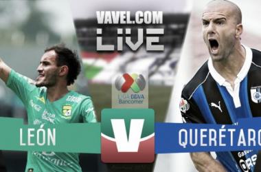 Resultado y goles del León 1-1 Querétaro Copa MX 2017 Penales (4-2)