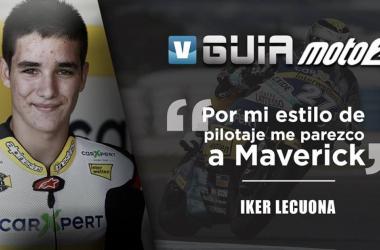 Guía VAVEL Moto2 2018: Iker Lecuona, preparado para un mejor 2018   FOTO: Rocío Hellín