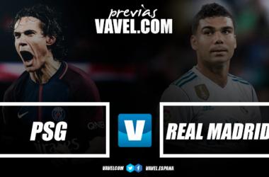 Previa París Saint Germain - Real Madrid: la temporada en un partido