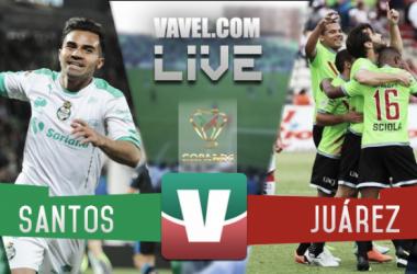 Juárez saca el empate en Torreón y queda líder