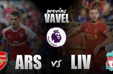 Arsenal e Liverpool medem forças pelo primeiro clássico da Premier League